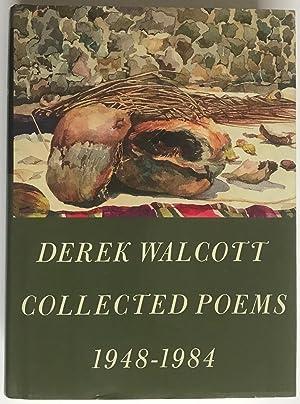 Collected Poems 1948-1984: Derek Walcott