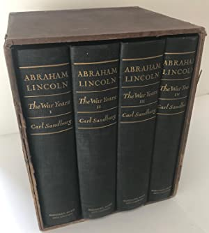 Abraham Lincoln: The Wars Years: Carl Sandburg