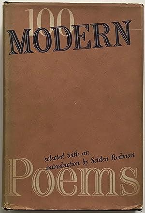 100 Modern Poems: Selden Rodman