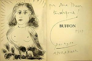 40 dessins de Picasso en marge du: PICASSO, Pablo.