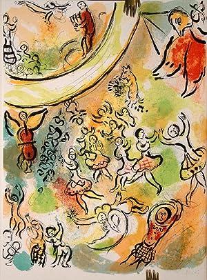 Marc Chagalls Deckenmalerei in der Pariser großen Oper. Übers. u. bearb. von A. ...