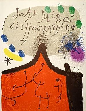 Joan Miró. Lithographe I (1930-1952).: MIRO - LEIRIS,