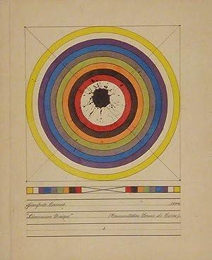 """Dimension Unique"""" (Transmutation Forme de Terre). Spazio Misura del Tempo.: CAMESI, Gianfredo."""