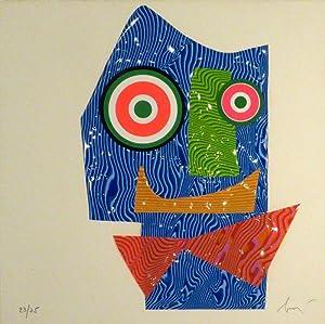 La Cravatte ne vaut pas une médaille.: ENRICO BAJ (Mailand 1924 - 2003 Vergiate/Varese).