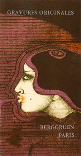 Maîtres-graveurs contemporains. 1968. Aïzpiri, Appel, Arp, Baj, Bellmer, Bertholo, ...