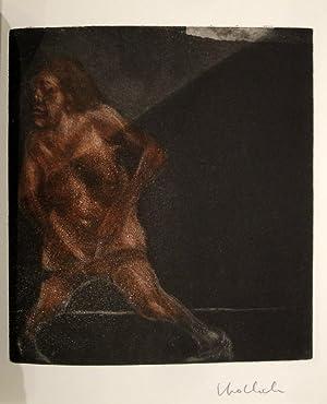 Alfred Hrdlicka. Randolectil. Mit einem Werk-Katalog sämtlicher Radierungen von 1947 bis 1968....