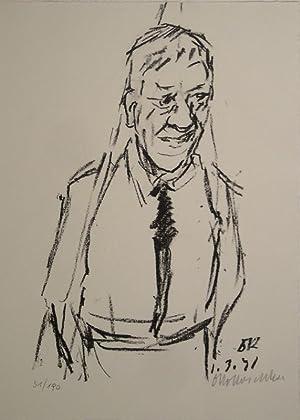 Oskar Kokoschka. Das druckgraphische Werk / Das druckgraphische Werk II. Druckgraphik 1975-...