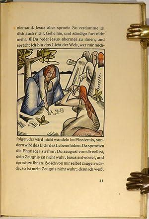 EVANGELIUM SANCT JOHANNIS.: KLEUKENS-PRESSE -