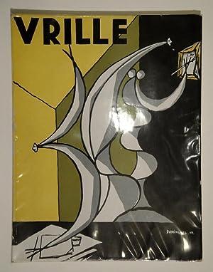 VRILLE. La peinture et la littérature libres. Publié sous la direction d'Evrard ...