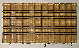 Dramatische Werke. Übers. von Ernst Ortlepp. Neue verb. Aufl. 16 Tle. in 8 Bdn. und 4 Bde. ...
