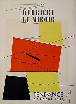 DERRIÈRE LE MIROIR, No 50. Tendances (Palazuelo).