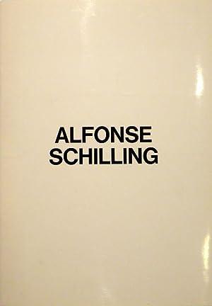 Alfonse Schilling.: SCHILLING -