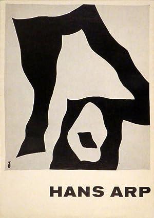 Hans Arp. Ausstellung 1959/60. Museum Folkwang Essen, Städt. Kunsthalle Mannheim, ...