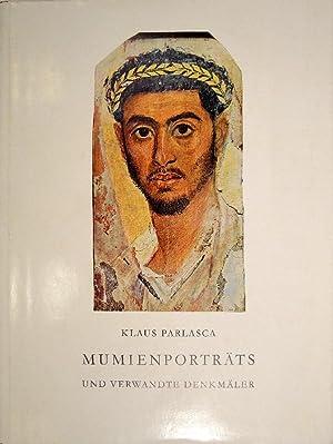 Mumienporträts und verwandte Denkmäler.: PARLASCA, Klaus.