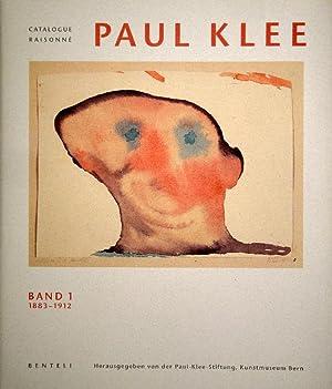 Paul Klee. Catalogue raisonné. 9 Bände. Herausgegeben: KLEE -
