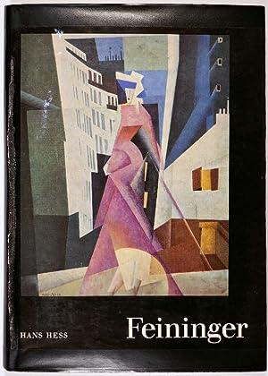 Lyonel Feininger. (Monographie und Werkverzeichnis).: FEININGER - HESS, Hans.