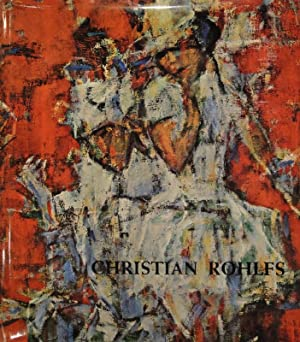 Christian Rohlfs. Oeuvre-Katalog der Gemälde.: ROHLFS - VOGT, Paul.
