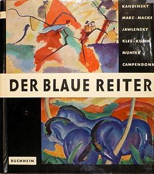 """Der Blaue Reiter und die """"Neue Künstlervereinigung München"""".: BUCHHEIM, ..."""