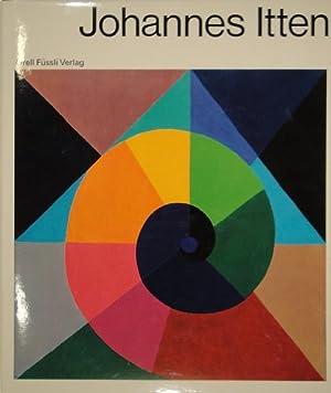 Johannes Itten. Werke und Schriften. Werkverzeichnis von Anneliese Itten. 2. ergänzte Aufl.: ...