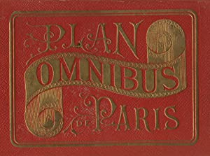Plan omnibus de Paris [cover title]: Maps, France, Paris)