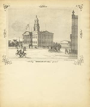 Brooklyn City Hall: Letter Sheets)