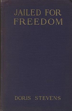 Jailed for freedom: STEVENS, DORIS
