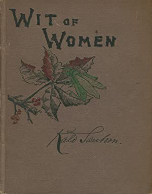 The wit of women: SANBORN, KATE