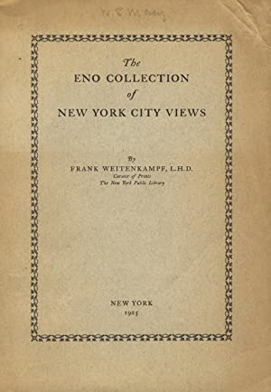 The Eno collection of New York City views: WEITENKAMPF, FRANK