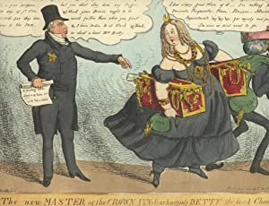 The new Master of the Crown Inn discharging Betty the head Chambermaid: HEATH, H[ENRY or CARL H.], ...
