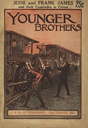 The Younger brothers, the notorious border outlaws: BUEL, J[AMES] W