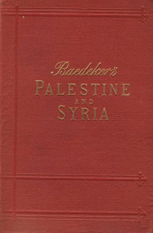 Palestine and Syria, with routes through Mesopotamia and Babylonia and the island of Cyprus. ...