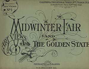 Midwinter Fair and the Golden State. Art views [cover title]: California Midwinter International ...