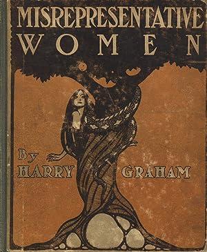 Misrepresentative women. Illustrated by Dan Sayre Groesbeck: GRAHAM, HARRY