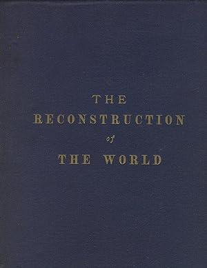 The reconstruction of the world: International Publishers Association / Nihon ...