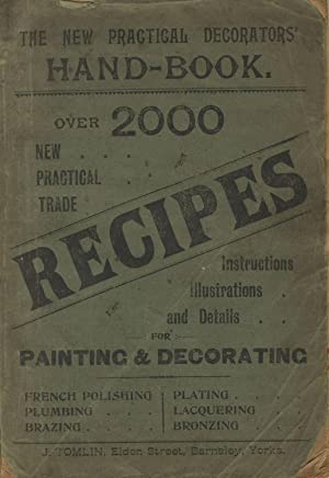 The new decorators hand-book: TOMLIN, J.]