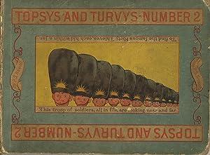 Topsys & turvys, no. 2: NEWELL, P[ETER] S
