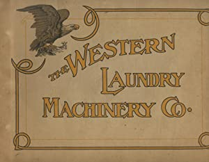 Catalog A, section 5: Dyers and dry cleaning machinery: Trade Catalogues). American Laundry ...