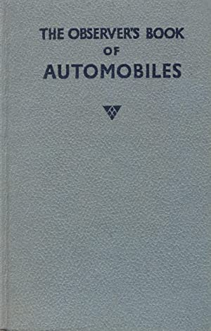The observer's book of automobiles. With a foreword by Stirling Moss