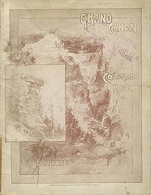 Grand Canon of the Colorado River: HIGGINS, C[HARLES] A