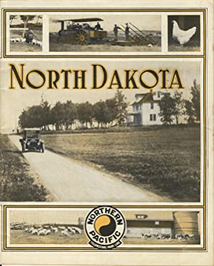North Dakota [cover title]
