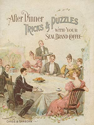After dinner tricks & puzzles with your Seal Brand coffee [cover title]