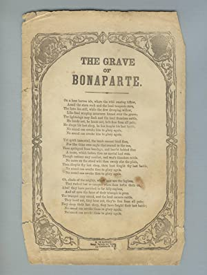 The grave of Bonaparte