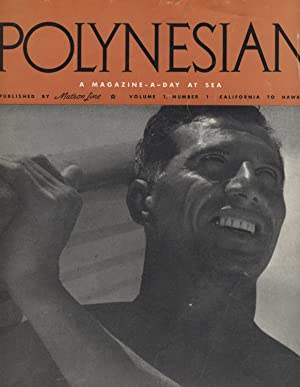 Polynesian: A magazine-a-day at sea