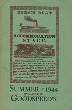Summer - 1944 [cover title]
