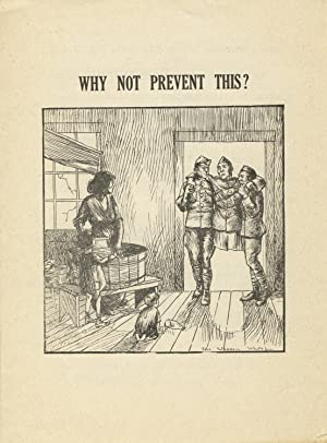 Why not prevent this? [cover title]