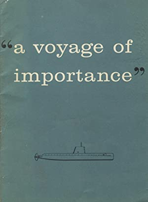 A voyage of importance [cover title]: Westinghouse Electric Corporation]