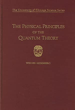 The physical principles of the quantum theory. Translated into English by Carl Eckart and Frank C...