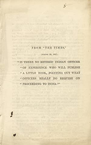 Useful hints to the military officer [caption title]: Culpeper Mulcaster & Co