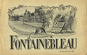 Fontainebleau [cover title]: View Books, France, Fontainebleau)