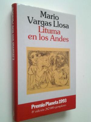 Lituma en los Andes (M.Vargas Llosa): M.Vargas Llosa